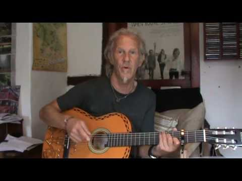 Hall of Fame: guitar lesson for beginners