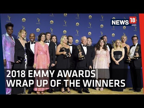 2018 Emmy Awards   Wrap Up Of The Winners