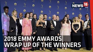2018 Emmy Awards | Wrap Up Of The Winners thumbnail