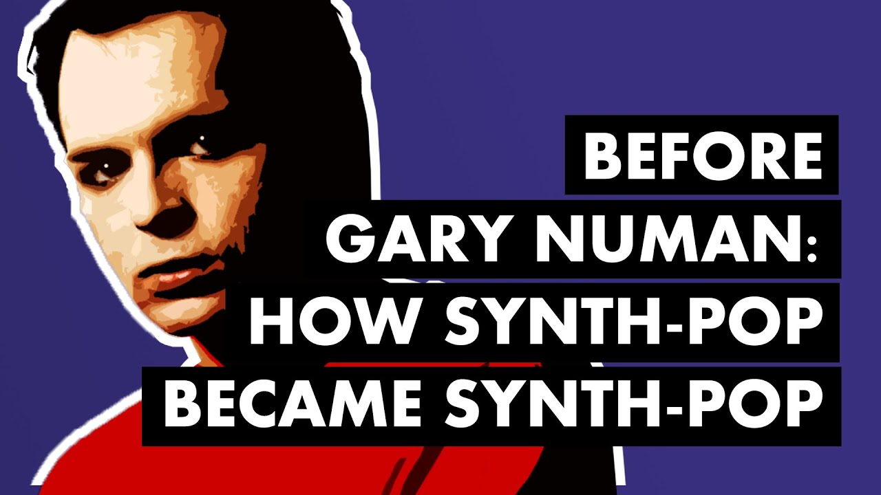 """Before Are """"Friends"""" Electric?: How Synth-Pop Became Synth-Pop"""