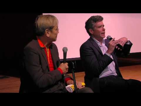 A Conversation with Jay McInerney at the Gold Coast International Film Festival