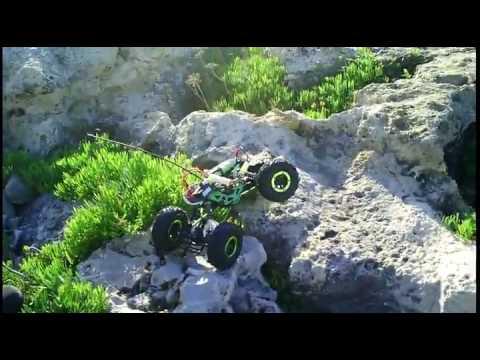 Kulak 1:18 Extreme Rock Crawling