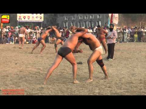 SALOUDI SINGHAN DI (Khanna) ||  WRESTLING MEET-2015 (SHINJ MELA) || Full HD || Part 3rd.