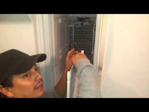 Refrigerador General Electric no congela