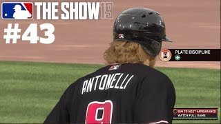 MLB The Show 19 | Road To The Show - Just Walk Him #43