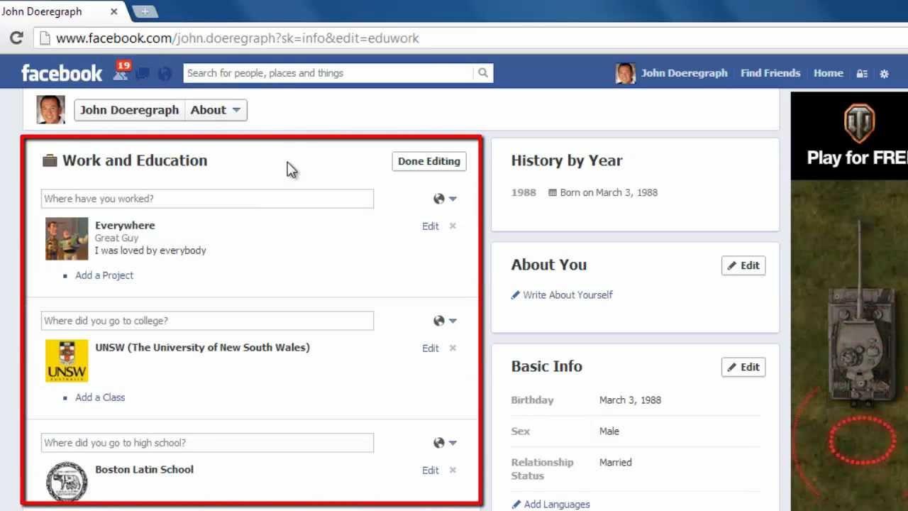How To Delete Facebook Jobs