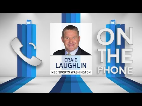 Caps Announcer Craig Laughlin Talks Stanley Cup Finals with Rich Eisen | Full Interview | 5/24/18