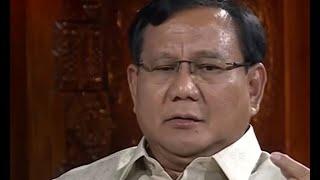 Alasan Prabowo Memilih Sandiaga Uno - ROSI