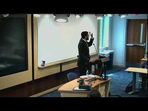 Mohamed AbuTaleb | Intro to Islamic Law