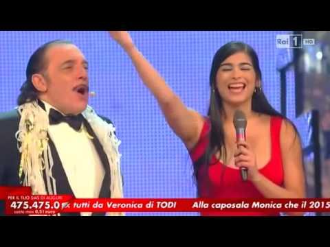 Ana Karla saluta e ringrazia Cuba,l'Italia e gli italiani ...