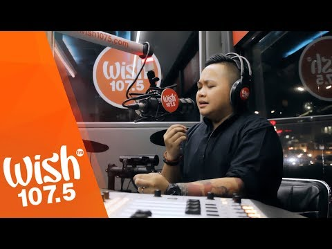 Aiza Ice Seguerra sings Ikaw Lang  on Wish 1075 Bus