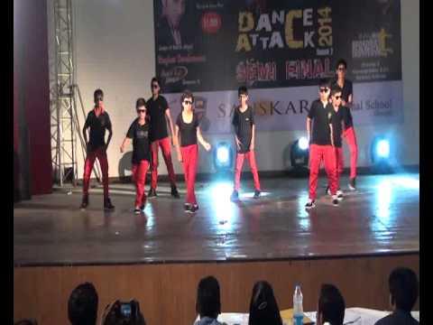 MASTER HARSH DANCE GROUP DANCE ATTACK 2