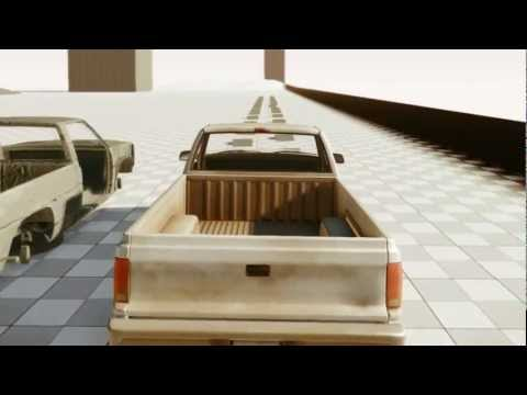CryEngine 3 - Soft Body Physics