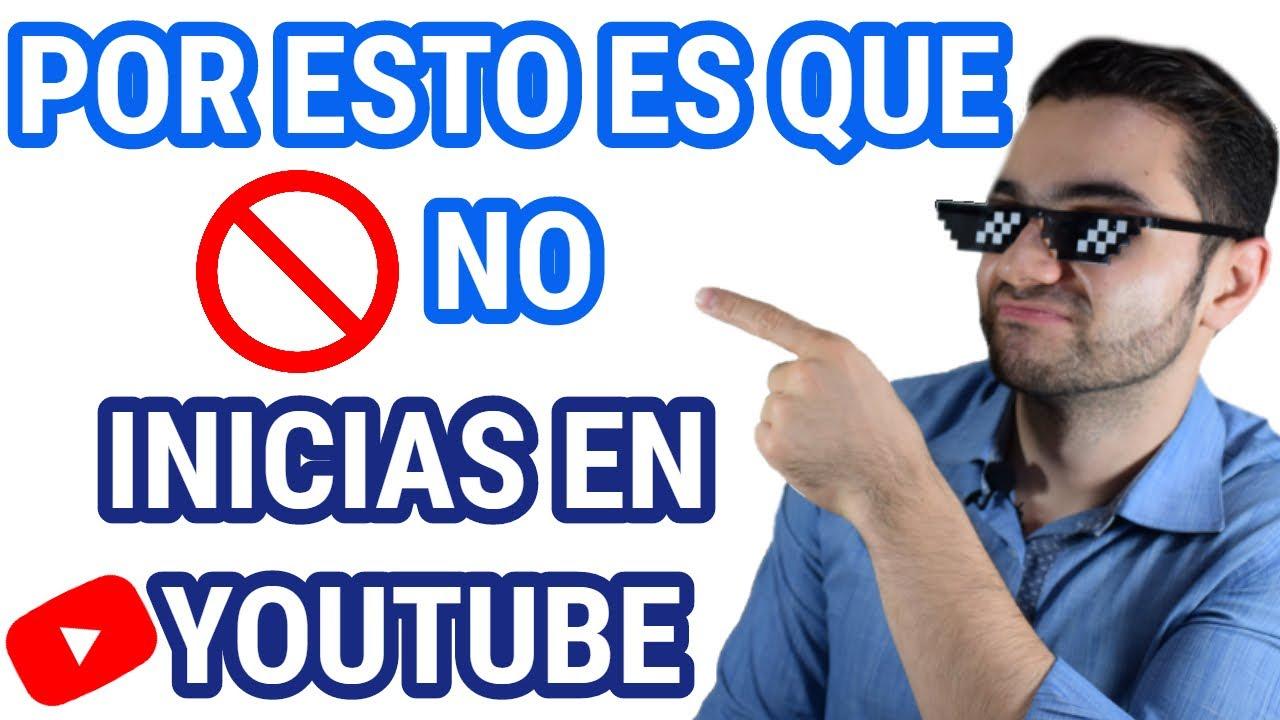 CÓMO SER YOUTUBER - CREENCIAS LIMITANTES 💩 Para Ganar Dinero Con YouTube