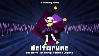 Deltarune The World Revolving Around a Legend Remix by NyxTheShield.mp3