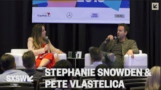 Stephanie Snowden, Pete Vlastelica | What Makes a Sport Professional? | SXSW 2018