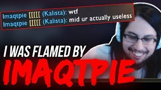 LL Stylish - I WAS FLAMED BY IMAQTPIE (BACK TO ZED)