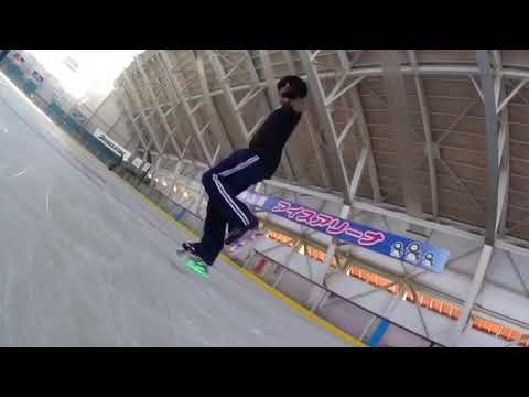 Freestyle Ice Skating in Iwate prefecture