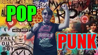 I'm Shades, and I Love Pop Punk!