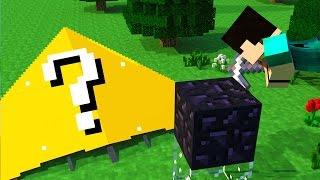 Minecraft - SKY WARS ASA DELTA COM LUCKY BLOCK #3 VAMOS VENCER!!
