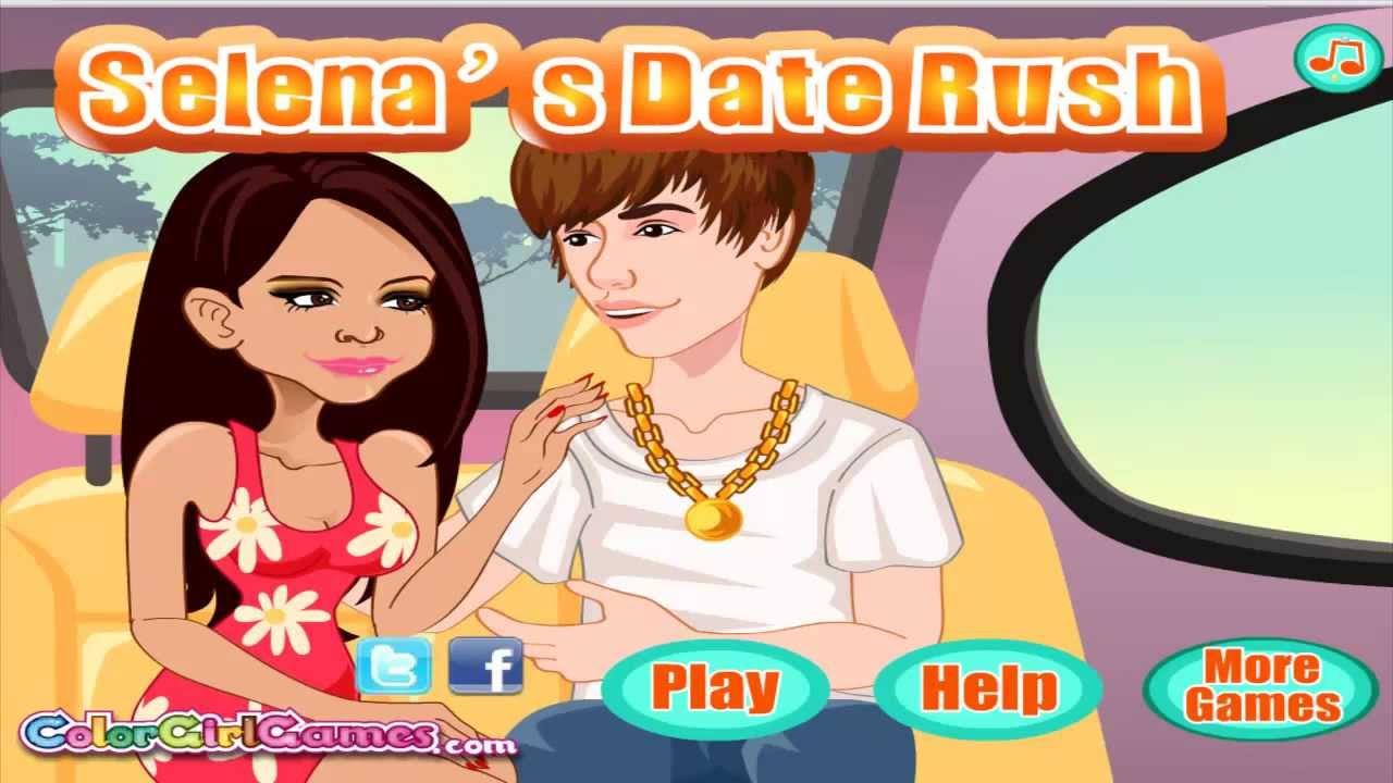 Juegos De Chicas La Cita De Selena Kiz10com