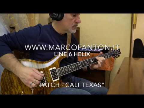 Line 6 Helix - Mesa Boogie Lonestar - Patch Cali texas