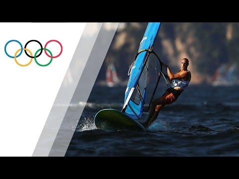 Rio Replay: Men's RS:X Sailing Medal Race