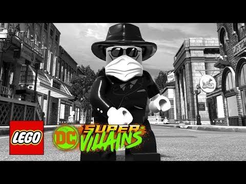 LEGO DC Super-Villains: Countdown To Halloween - Episodes