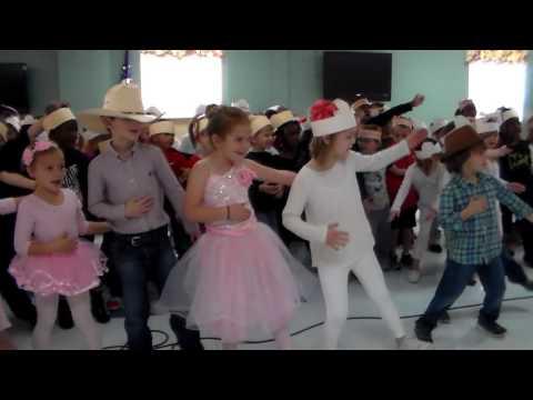 Kindergarten Christmas Musical 2016