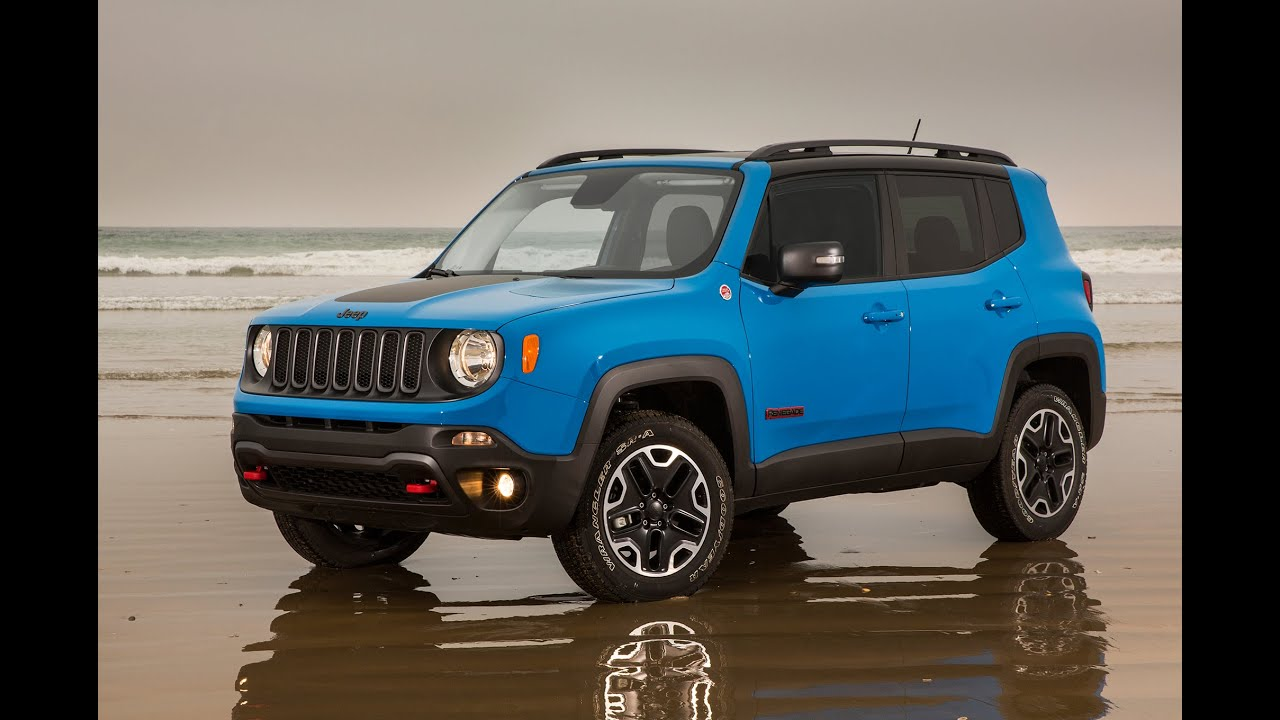 ONE YEAR with Jeep RENEGADE crash with GM car