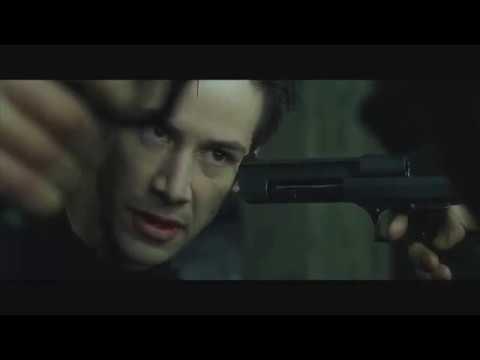 The Matrix Subway fight With Half-Life SFX