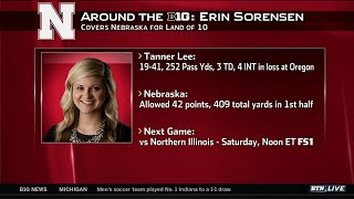 Erin Sorensen Talks Nebraska Football 9/14/17