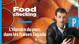 Pourquoi y a-t-il de la gélatine de porc dans les fraises Tagada ?