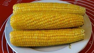 Как Приготовить Кукурузу за 10 минут в Микроволновой Печи/How to cook corn in 10 minutes