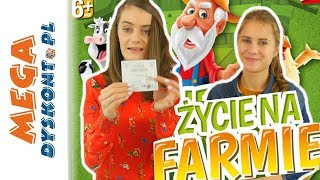 Życie na farmie  Challenge  Gra Monia i Agtaka