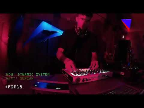 Dynamic System @ 72 By Medellin Style at Club 1984