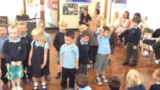 Hwyl Fawr Mrs Whiteley