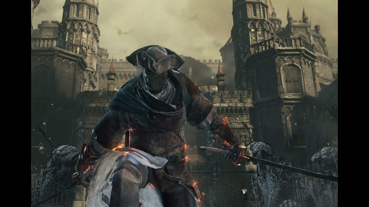 Dark Souls  Curved Sword Build