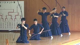 第30回全国大学弓道選抜大会3位決定戦 桜美林