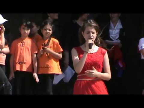 Лиана Сафарян (Армения) Ева Ривас