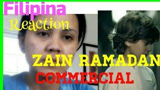 Filipina Reaction to Zain Ramadan Commercial 2018/nathaliesohbi Vlog