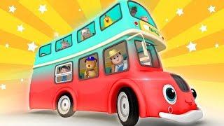 rodas no ônibus   canção do bebê   Wheels On The Bus   Farmees Português   Canções dos miúdos
