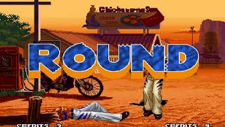 【TAS】Real Bout Fatal Fury 2: The Newcomers ~ Rick Strowd