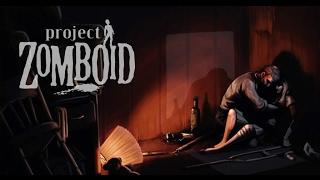 Летсплей по игре Project Zomboid часть 1.Зомби люди и не только.
