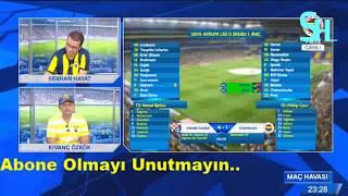 Dinamo Zagreb Fenerbahçe 4-1 Canlı Anlatım | FB TV