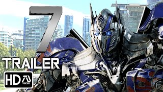 TRANSFORMERS 7 RISE OF THE UNICRON (2022)  - Mark Wahlberg, Megan Fox (Fan Made)