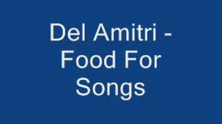 Play Food for Songs