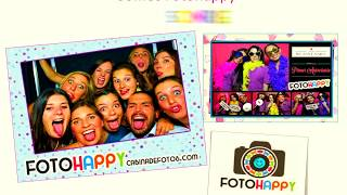Fotohappy es una empresa que se dedica a crear DIVERTIDAS experienc...