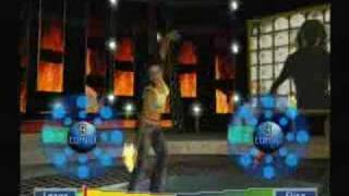 Britney's Dance Beat - I'm A Slave 4 U (Leana vs Elisa 2P)