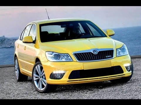 Skoda Laura vRS Model Interior & Exterior Video Review